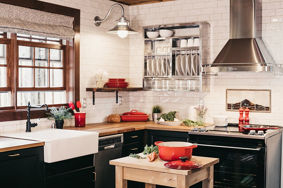 Stylish, non-permanent home upgrades all renters should know