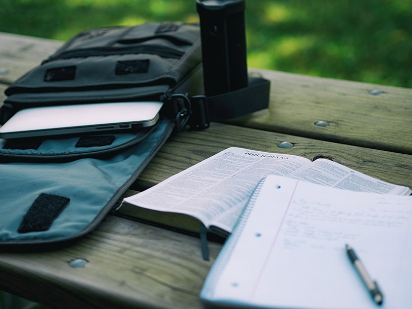 Grown-up backpacks to keep your stuff organized