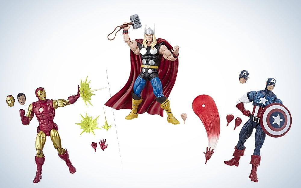 Marvel 80th Commemorative Marvel Legends