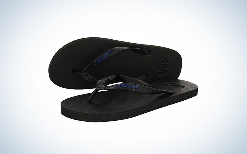 Waves Unisex Flip Flops