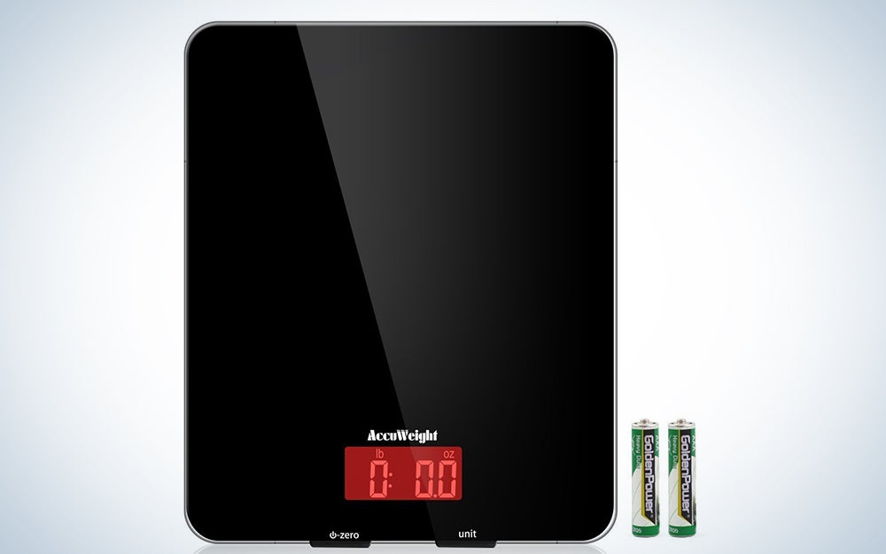 Accuweight Digital Food Scale