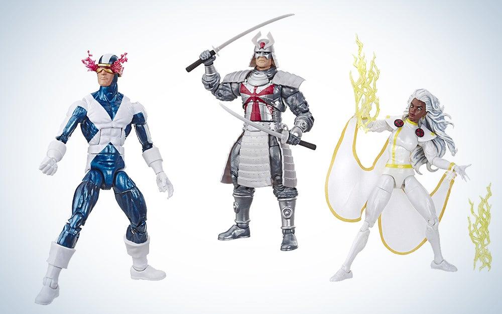 90s Style X-Men Marvel Legends