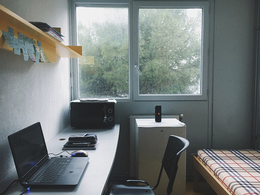 Dorm essentials to make your room feel like home