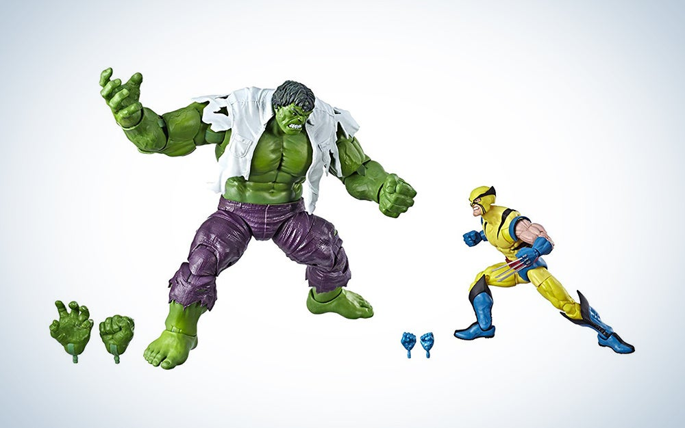 Collectibles and toys to celebrate Marvel Comics' 80th year