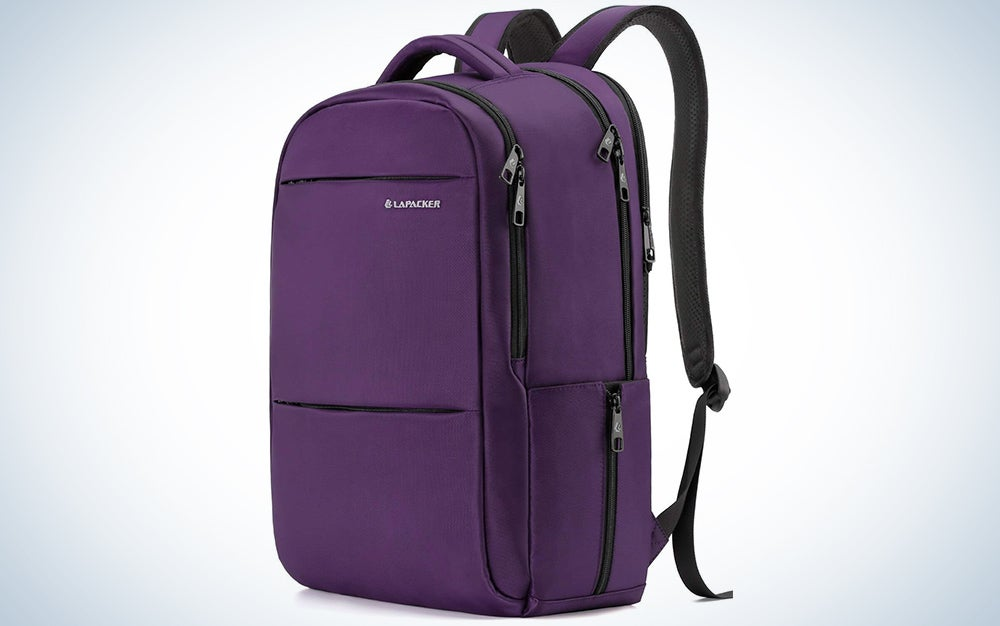 Lapacker Large Multi-compartment Backpack   If