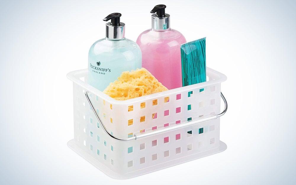 iDesign Spa Plastic Shower Caddy