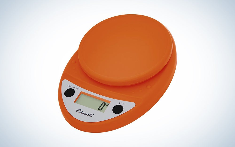 Escali Primo P115C Precision Kitchen Food Scale for Baking and Cooking