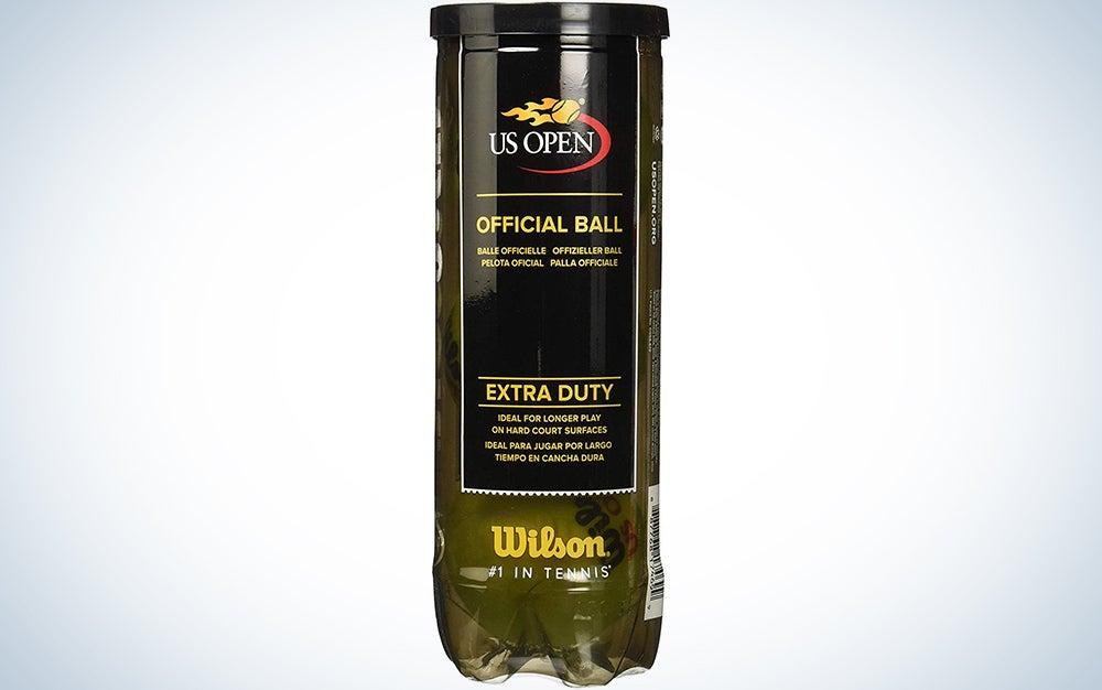 Wilson US Open Extra Duty Tennis Ball