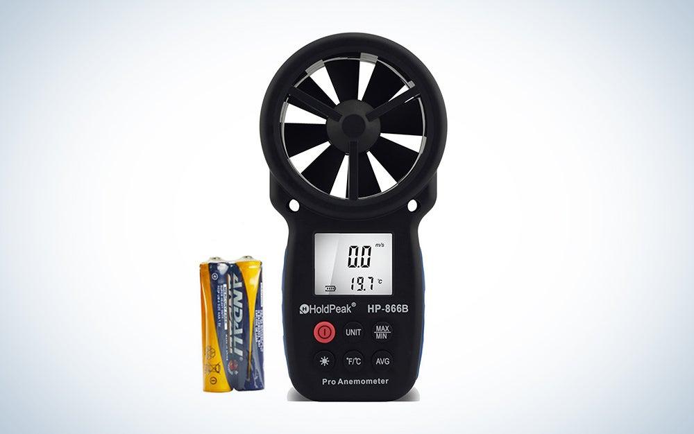 HOLDPEAK-Anemometer