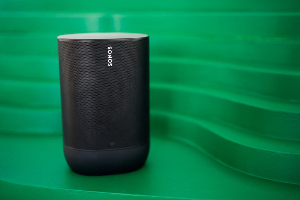 Sonos Move Hybrid speaker