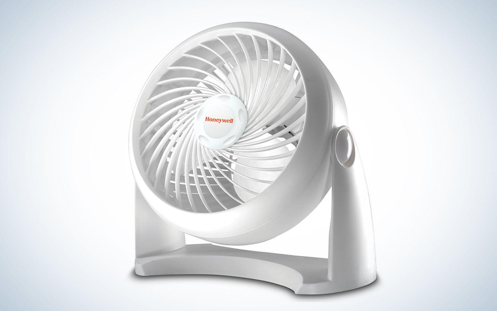 Honeywell Tabletop Air-Circulator Fan.