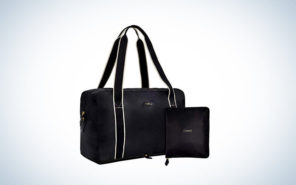 Paravel Foldable Travel Duffle Bag