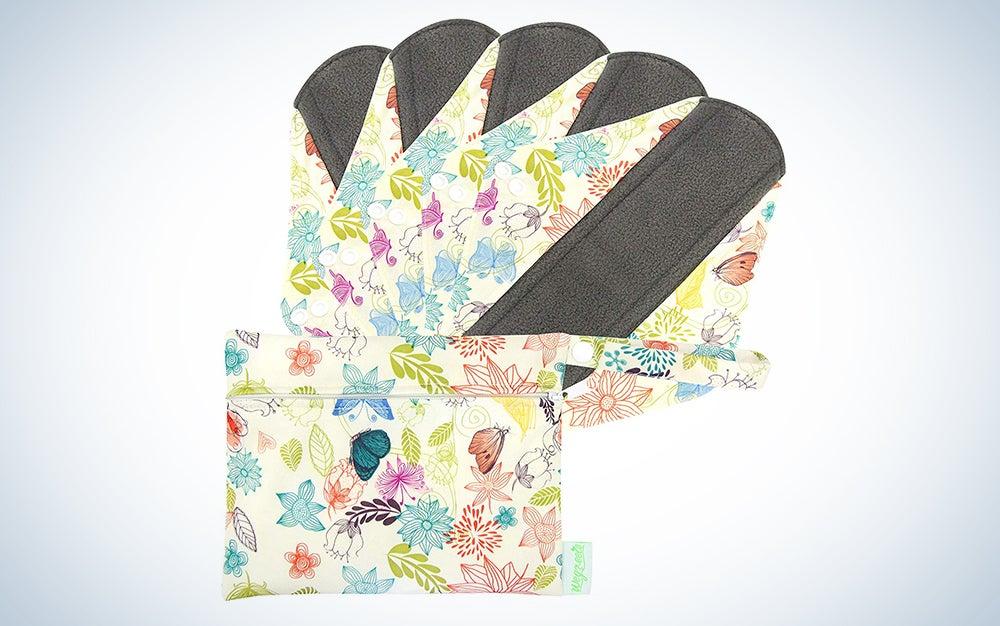 Wegreeco cloth pads