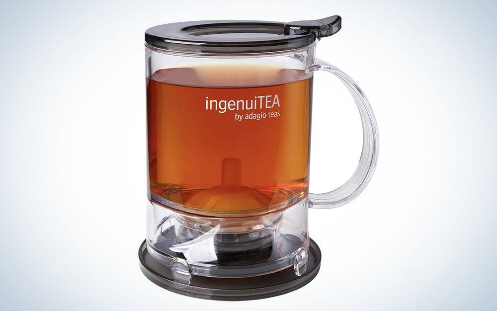 Adagio Teas 16 oz. ingenuiTEA Bottom-Dispensing Teapot