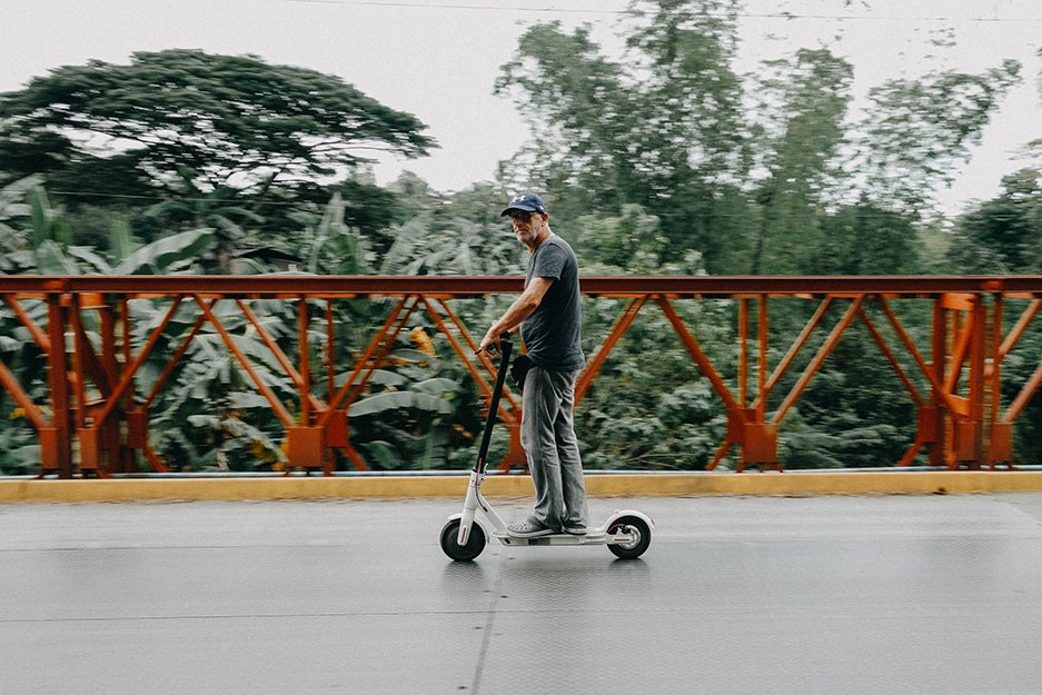 Three electric scooters you'll want to zip around on