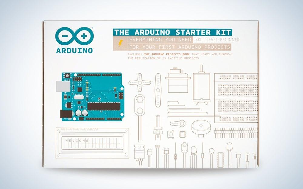 Official Arduino Starter Kit