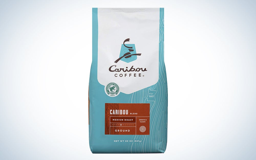 Caribou Coffee's Caribou Blend