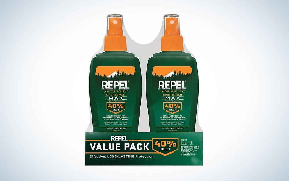 Repel Insect Repellent Sportsmen Max Formula Spray