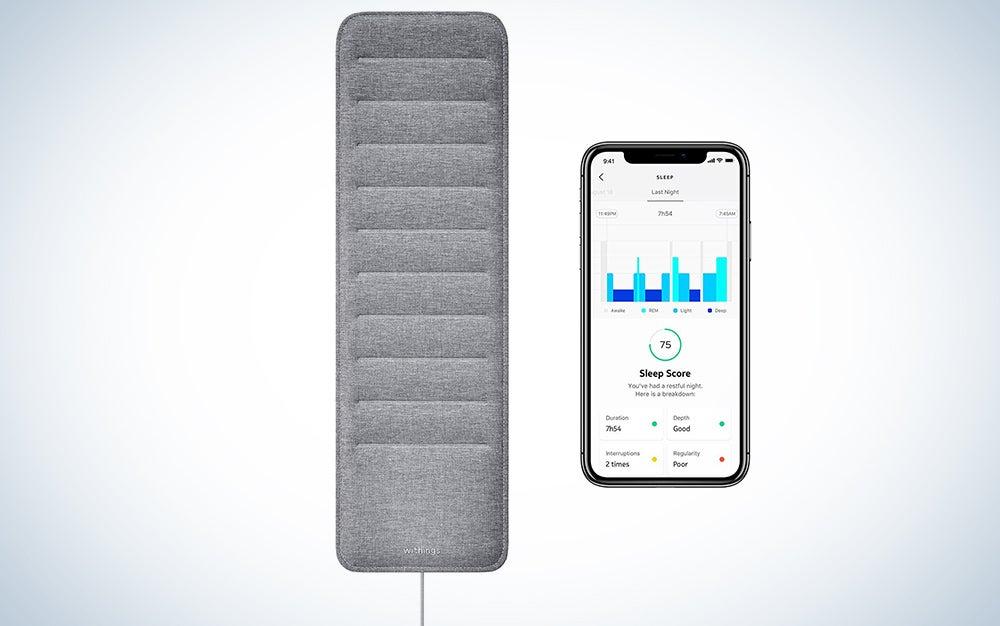 Withings Sleep - Sleep Tracking Pad