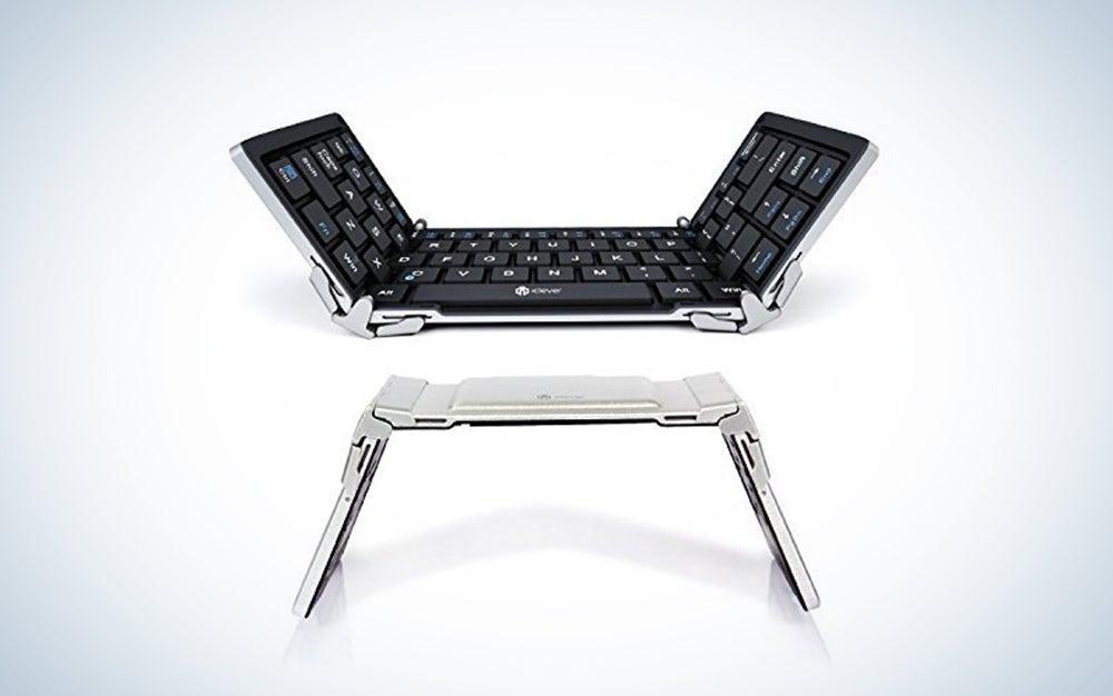 iClever Bluetooth Foldable Wireless Keyboard