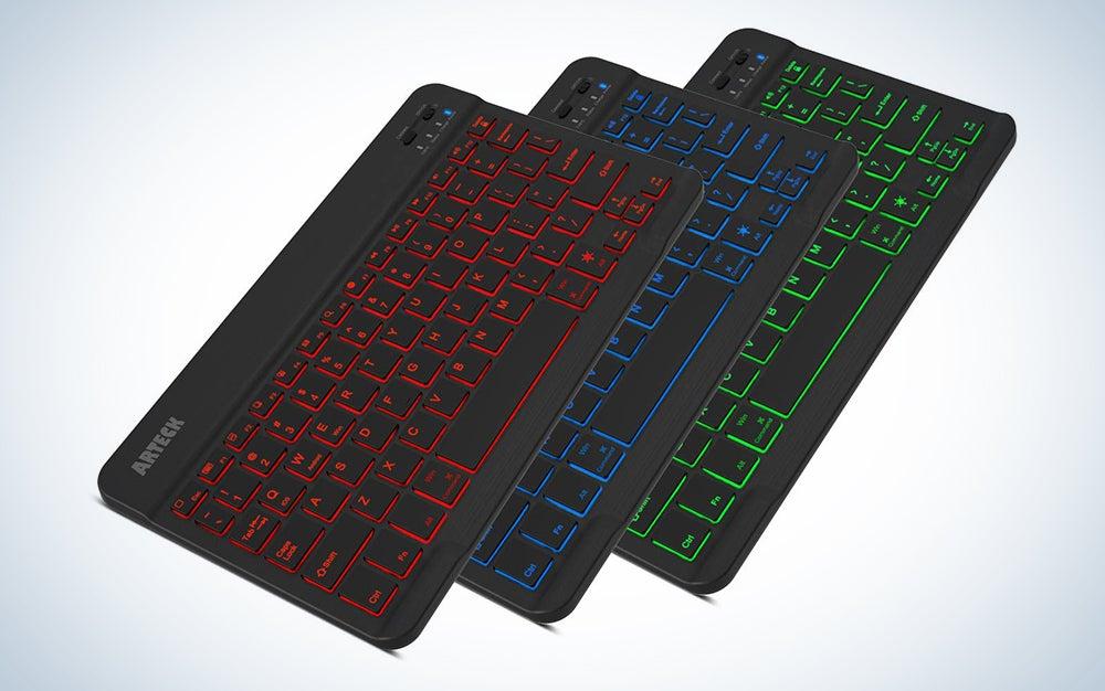 Arteck Slim Portable Keyboard