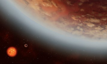 This distant world is a lot like Earth, but you wouldn't want to live there