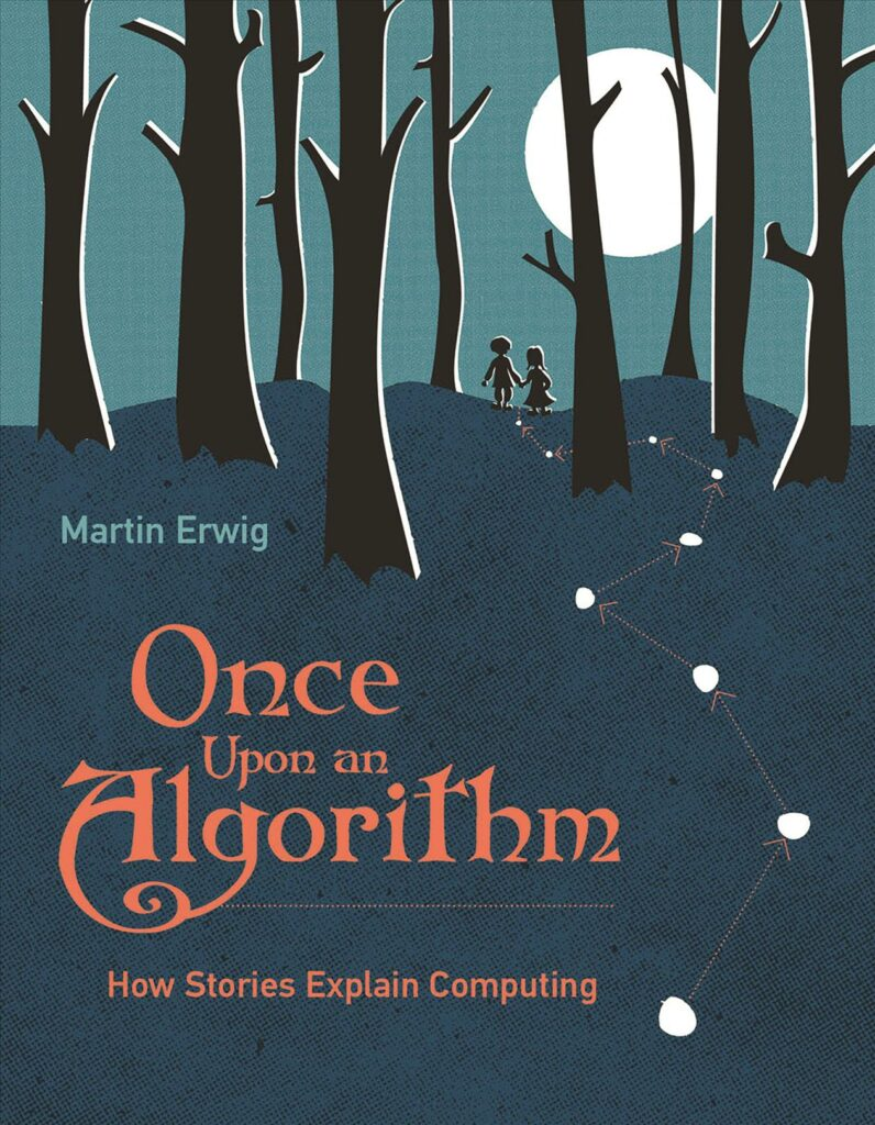 Cover of the book Once Upon an Algorithm
