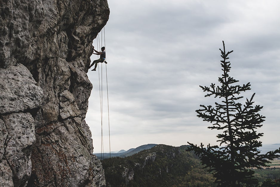 Supplies you need for your first outdoor climbing trip