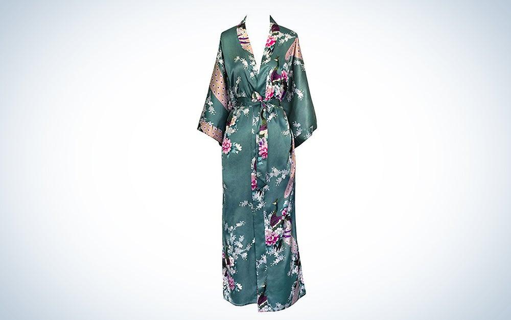 Women's Kimono Long Robe