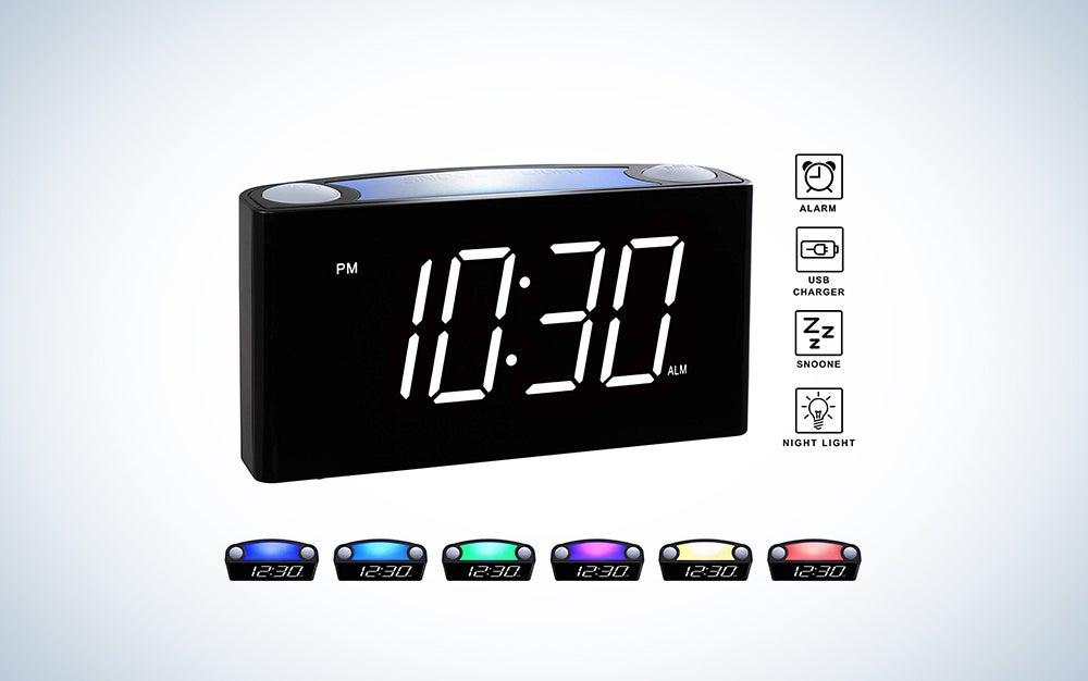 Rocam Digital Alarm Clock