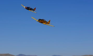 The coolest planes at the Reno air races
