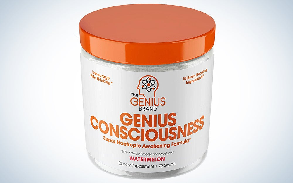 Genius Consciousness - Super Nootropic Brain Booster Supplement