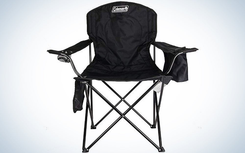 Coleman Portable Camping Quad Chair