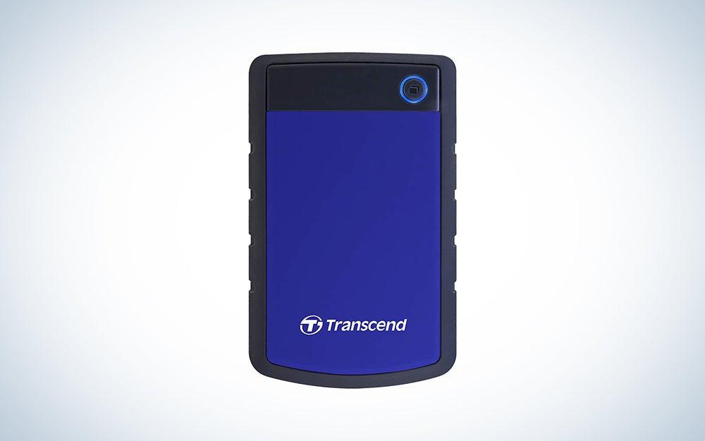 Transcend 2TB USB 3.1 StoreJet 25H3 Portable Hard Drive