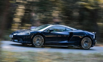 The McLaren GT is a 200 mph supercar that's comfortable to drive