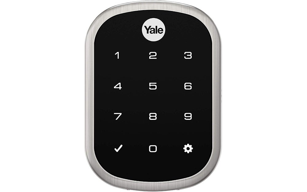 Yale Security Touchscreen Smart Lock