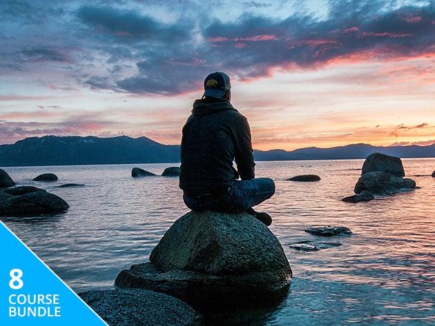 Better Sleep and Meditation Course Bundle