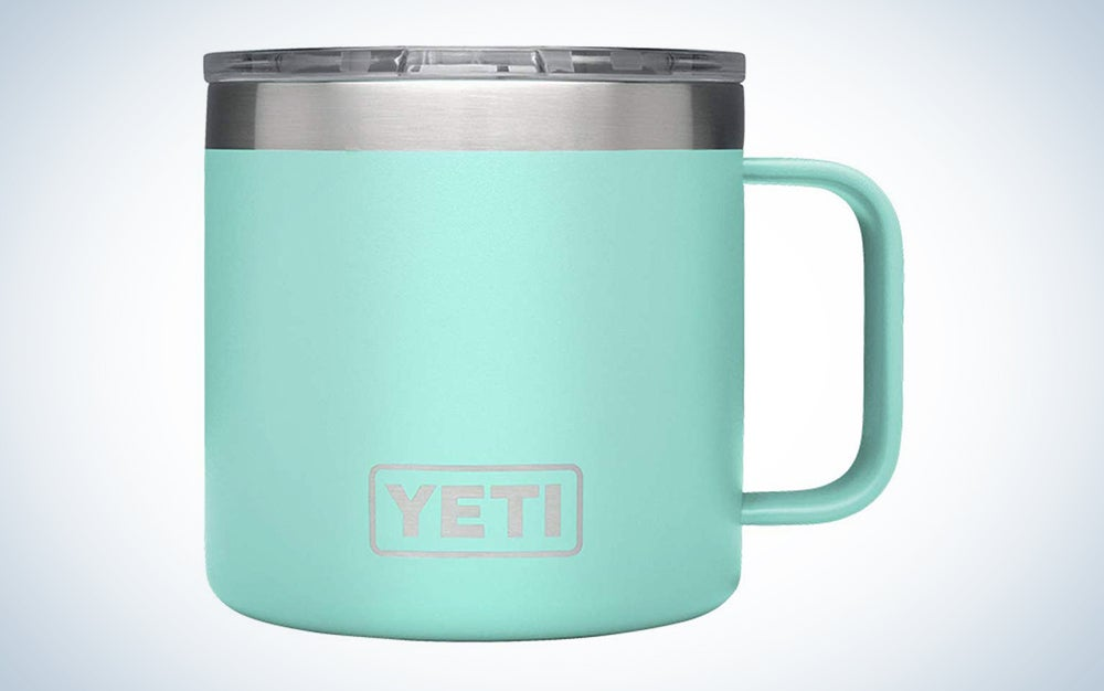 Yeti Rambler Stainless Steel Vacuum Insulated Mug