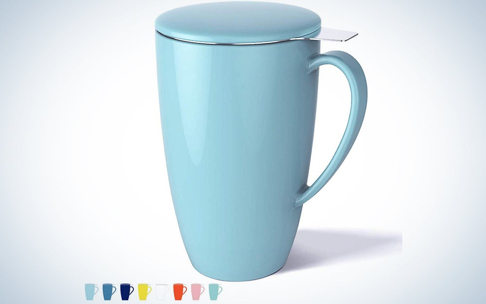 Sweese Porcelain Tea Mug with Infuser