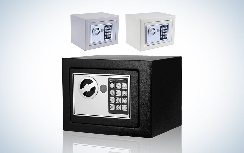 Moroly Security Safe with Digital Electronic Lock