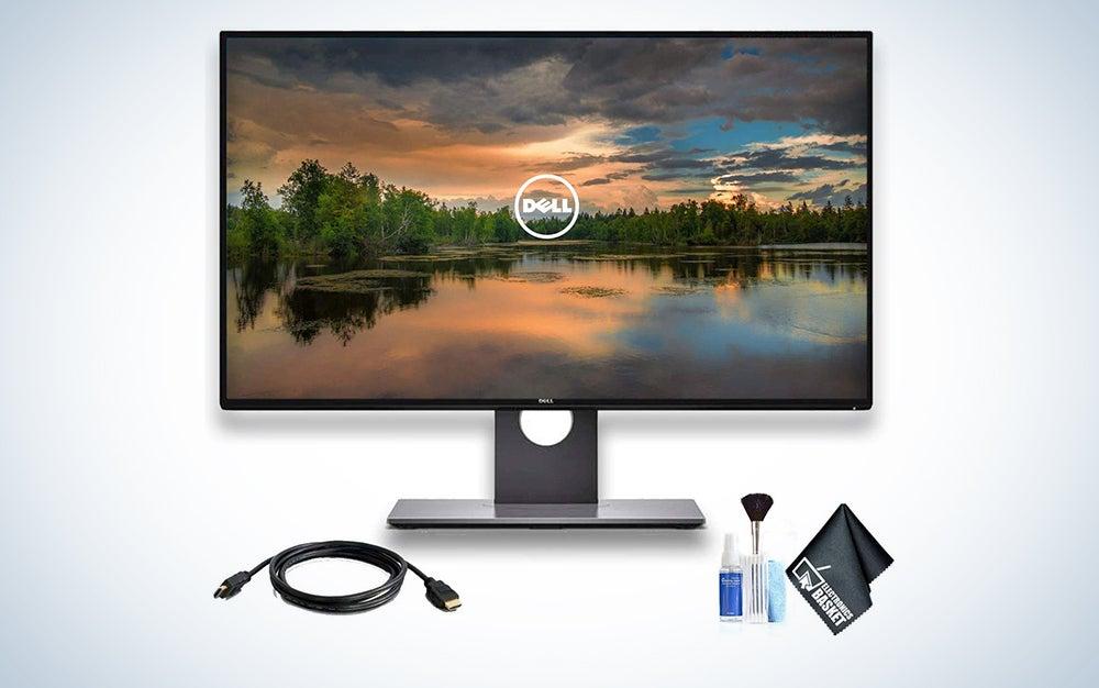 Dell UltraSharp 27-inch InfinityEdge IPS Monitor