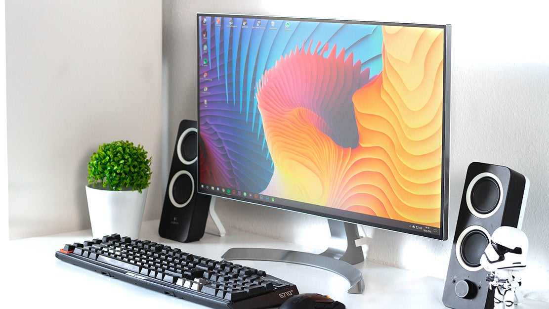 Four computer monitors to seriously upgrade your home office