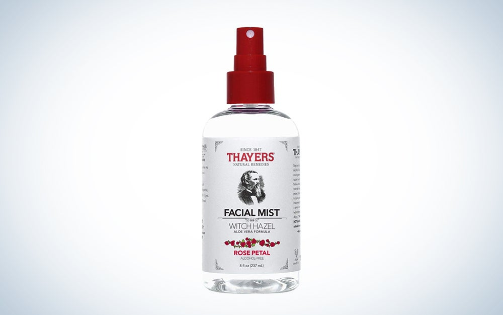 Thayers Rose Petal Face Mist with Witchhazel