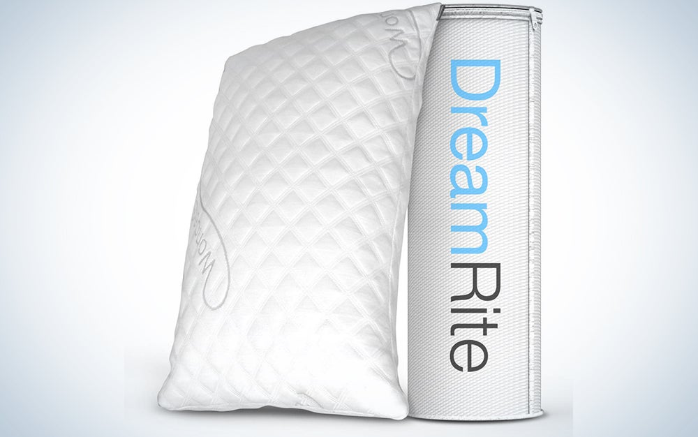 DreamRite Memory Foam Pillow