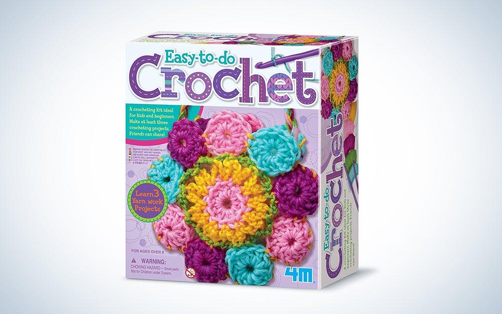 4M Crochet Kit