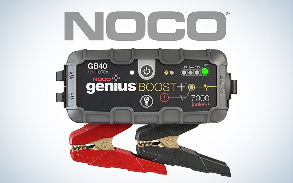 NOCO Jump Starter