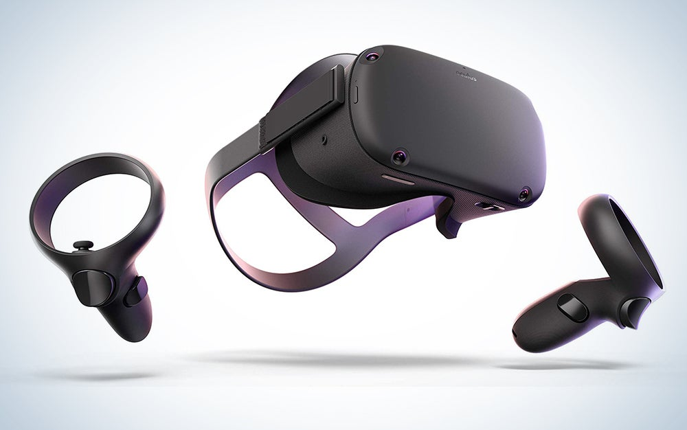 Oculus Quest All-In-One Gaming Headset