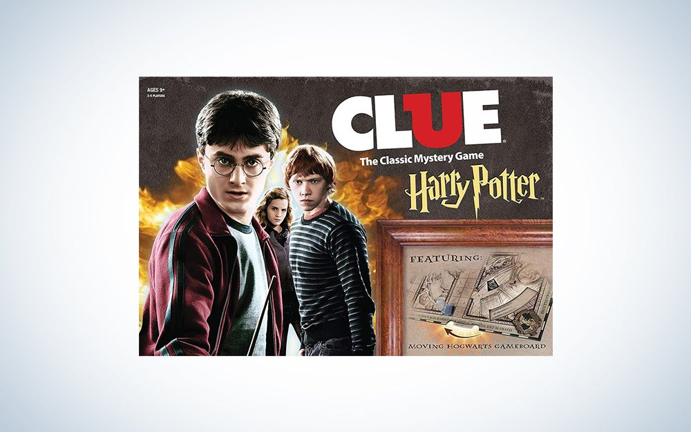 Hasbro USAopoly Harry Potter Clue