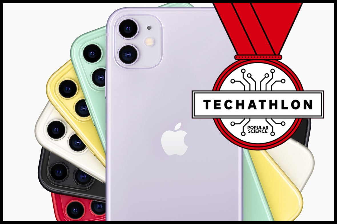 Techathlon podcast: Look ahead to iPhone 12, ruin TV shows with texts, and ace our tech trivia game