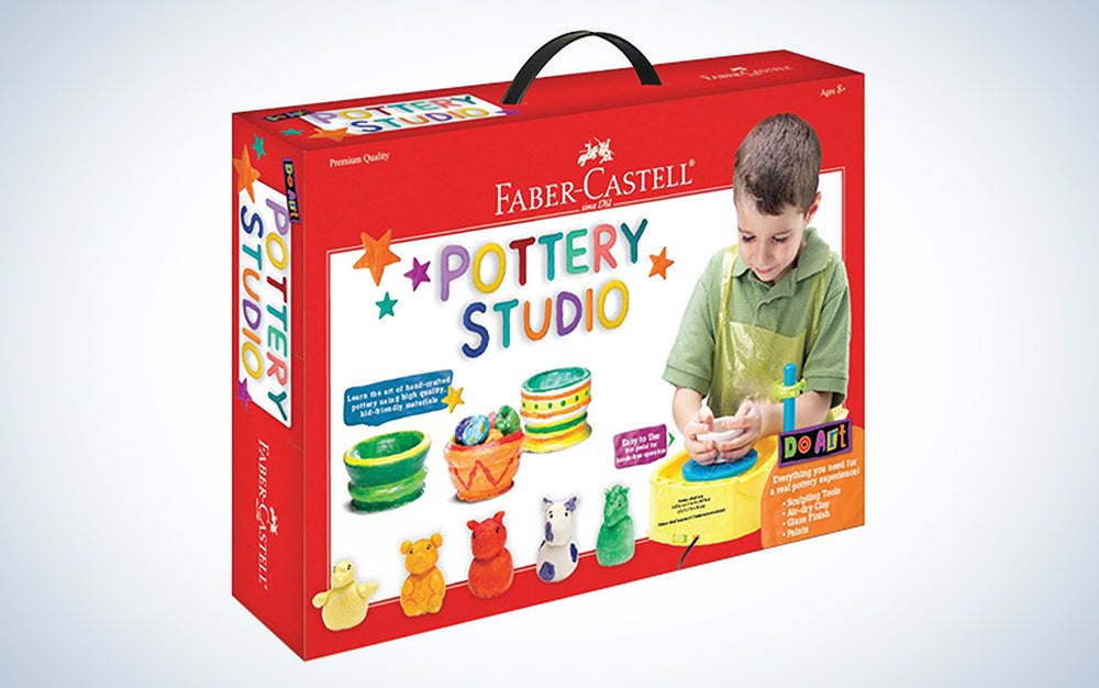 Faber-Castell Pottery Studio